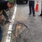 Malaysia - Demo for DBKL (Repair)