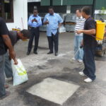 Malaysia - Demo for visitors from Nigeria (Repair)