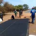Africa - Surfacing
