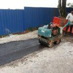 Malaysia - Balakong Road Shoulder