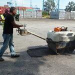 Malaysia - West Port Road (Repair)