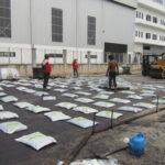 Malaysia - Factory Floor Installation (Surfacing)